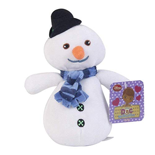 D-Khaleesi Snowman Chilly Figure Animal Toys Plush Doll 8 inches Xmas Gift