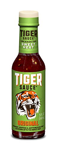 - Try Me Sauces Tiger Sauce, 5 Ounce (Pack of 6)
