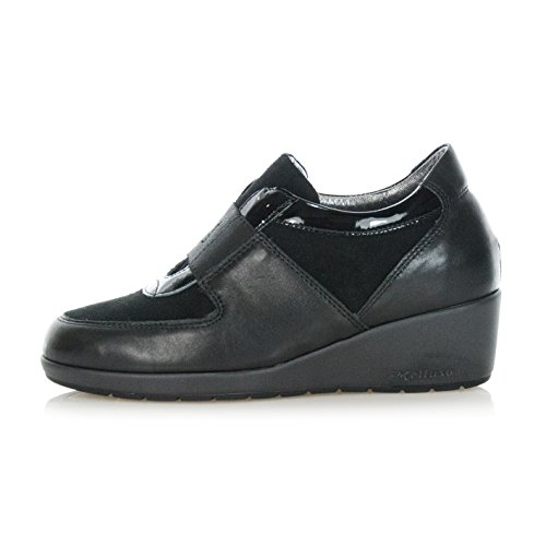 De Femme R0376nero Melluso Chaussures Gymnastique xq80pqEwO