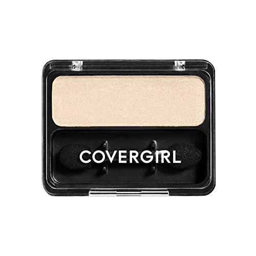 Cover Girl Color Match (COVERGIRL Eye Enhancers 1-Kit Eye Shadow Champagne, 0.09 oz)