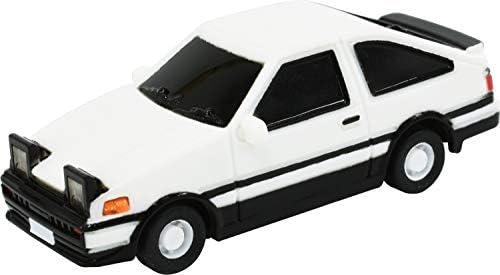 リンクス(Linx) プルカ TOYOTA スプリンタートレノ AE86 ホワイト 2.6×2×5.8cm