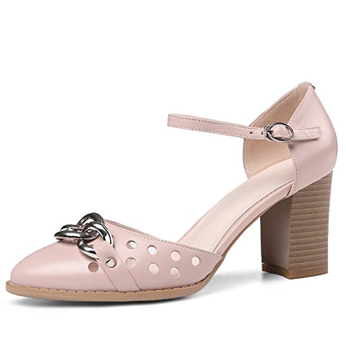 SevenHeels Zapatos Nine Rosa mujer de tacón z80nvdq0
