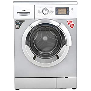 IFB 8 kg Fully-Automatic Front Loading Washing Machine (Senator Aqua SX, Silver, Inbuilt heater)