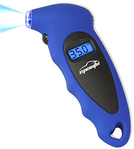 : EPAuto Digital Tire Pressure Gauge, 150 PSI