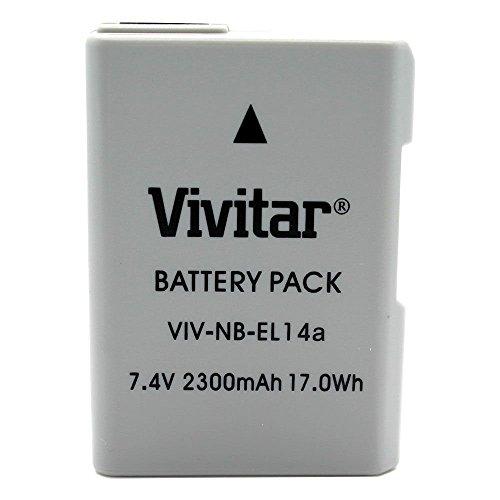 - Vivitar Battery