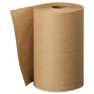 NEW - SCOTT Hard Roll Towels, 8 x 400', Natural, 12/Carton - 2021
