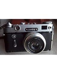 Zorki 6 USSR Soviet Union Russian rangefinder camera with Industar 50 50mm f/3.5