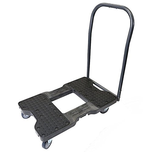Snap-Loc Moving Dolly Push Bar Platform Truck- 1500 lbs. Capacity