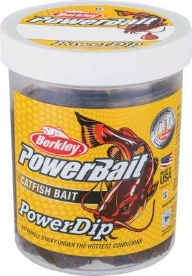 - Berkley Catfish Power Dip Fishing Bait, Cheese, X-Large