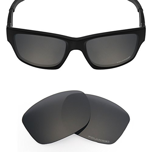 Mryok+ Polarized Replacement Lenses for Oakley Jupiter Squared / Jupiter Carbon - Stealth - Polarized Oakley Lenses Jupiter