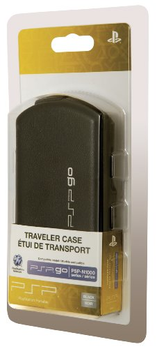 - PSPgo Traveler Case - Black