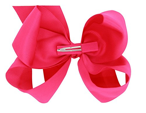 """LD DRESS 6"""" Hair Bows Tiny Boutique Alligator Hairpins Gifts Accessories..."""