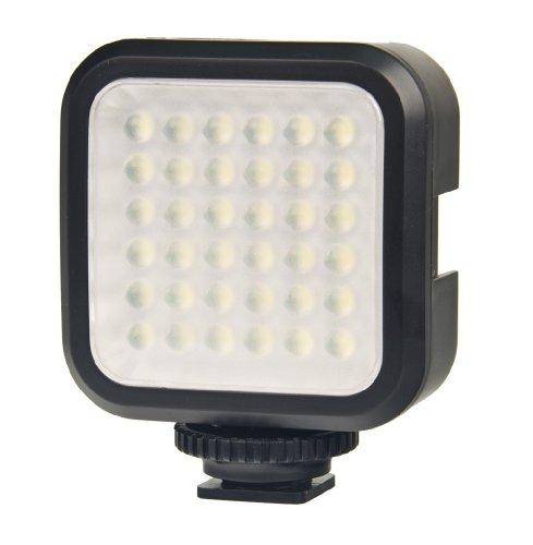 UPC 636980705750, Bower VL8K Digital Compact LED Video Light (Black)