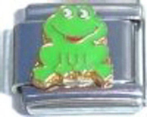 Frog Italian Charm