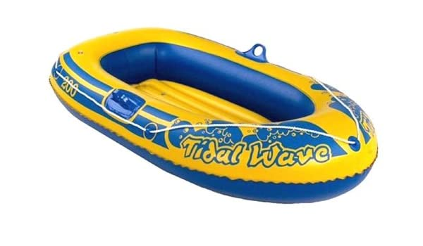 Wild N Wet 011-021 - Bote Hinchable (1.42 cm): Wild and Wet ...