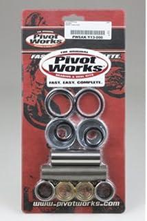 for Yamaha WARRIOR 350 1987-2004 Rear Only Pivot Works Shock Bearing Kit
