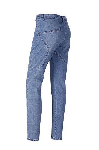 Jeans Haute Des Star Skinny Taille Les Femmes blue Jeans pxIAqw5X5