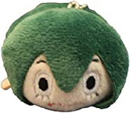 Chutoral My Hero Academia Plush Toy, Izuku Todoroki Bakugou Pillow Doll Plush Puppets Toy Character Plush, 9cm