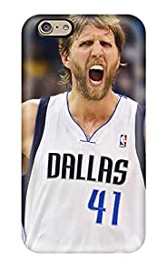 Iphone 6 Dallas Mavericks Basketball Nba (13) Print High Quality Tpu Gel Frame Case Cover