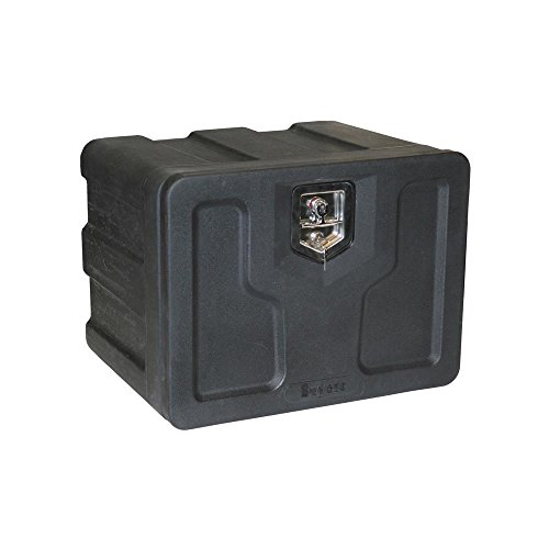 Buyers Products Black Poly Underbody Truck Box (18x18x24 Inch)