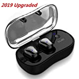 Wireless Earbuds,Syllabe 2019 Upgraded D900P Stereo Sound Bluetooth 5.0 Sports Wireless...