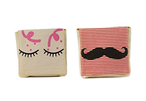 fluf-sp-lsh-10-stashes-lashes-snack-pack-set-of-2-regular-multicolor