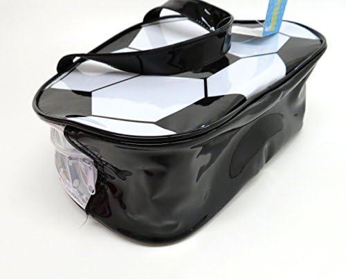 [スポンサー プロダクト]パルマート サッカーボール H20.5×W29×D10.5 ビニール ボストン バッグ プール GDH14