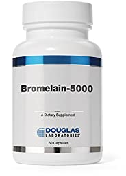 Douglas Laboratories® - Bromelain-5000 - Supports Musculoskeletal System* - 60 Capsules
