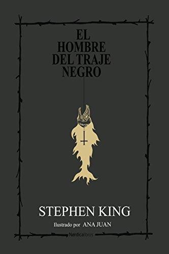 El hombre del traje negro (Nórdica Infantil) (Spanish Edition)]()