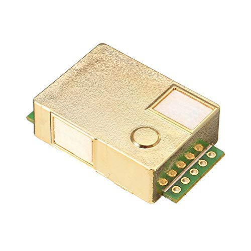 (SMALL-CHIPINC - MH-Z19 Infrared CO2 Sensor For CO2 Indoor Air Quality Monitor UART/PWM 0-5000PPM)