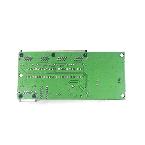 Color: 4puls1 1000M Calvas 5-port Gigabit switch module is widely used in LED line 5 port 10//100//1000 m contact port mini switch module PCBA Motherboard