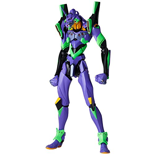Union Creative Revoltech: Evangelion Evolution Ev-001 (Unit-01) Action Figure