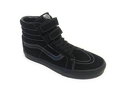Men's White SK8 Shoes Skate Size V 9 Reissue Hi Black 5 Vans Suede Stitch zqFw8Ivqnd
