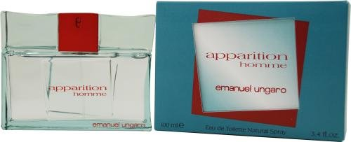 (Apparition By Emanuel Ungaro For Men. Eau De Toilette Spray 3.4 OZ)