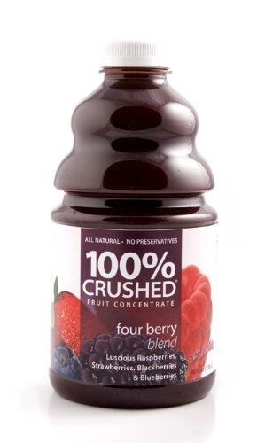 - Dr. Smoothie 100% Four Berry 46oz - Single Bottle