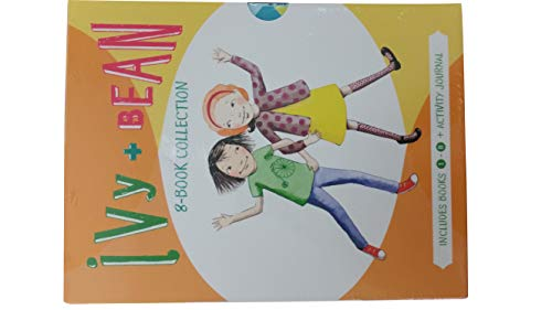Ivy + Bean 8 book collection books 1-8 plus activity journal - Bean Collection