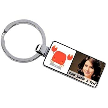 Personalized Cancerian Keychain Card 1 Cards Online Zodiac Sign Ideas