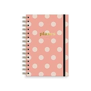 Charuca PLD06 - Planificador con tapa, color rosa