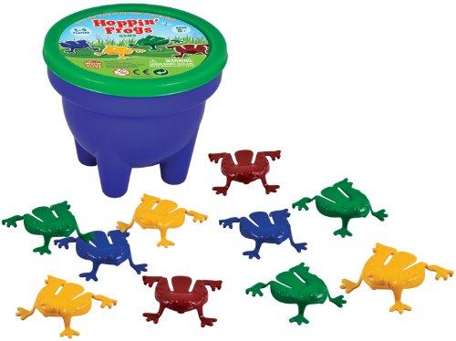 WowToyz Hoppin' Frogs Game ()