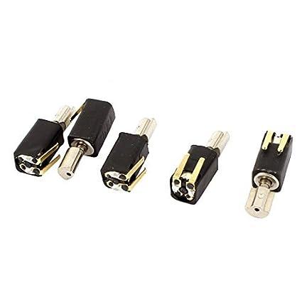 5pcs DC 2 / 3V 1500RPM velocidad sin núcleo motor vibrador para el teléfono móvil - - Amazon.com