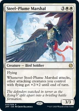 Steel-Plume Marshal Jumpstart
