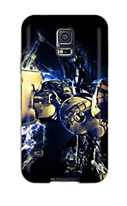 Best Case Cover Skin For Galaxy S5 (music) 2221731K53906634