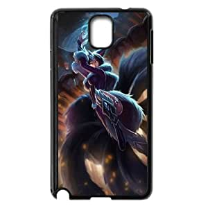 Samsung Galaxy Note 3 Cell Phone Case Black League of Legends Midnight Ahri LOL-STYLE-0290