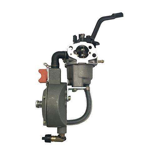 (Dual fuel carburetor LPG conversion kit 170F for generator GX200 160 168F)