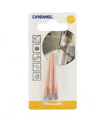 532 Dremel 26150532JA Cepillo de Acero Inoxidable 3,2 mm 3.2mm