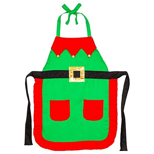 Amscan Elf Apron - http://coolthings.us