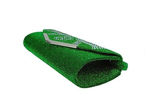 XPGG Pochettes vert vert femme XPGG femme XPGG Pochettes rgUzPHrq