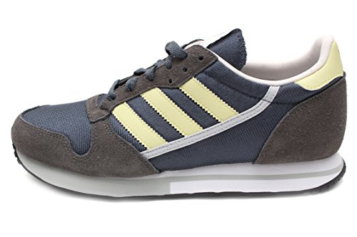 adidas ZX 280 SPZL Mens in Brown/Yell/Bluegrey/White, - Custom Reissue Shop