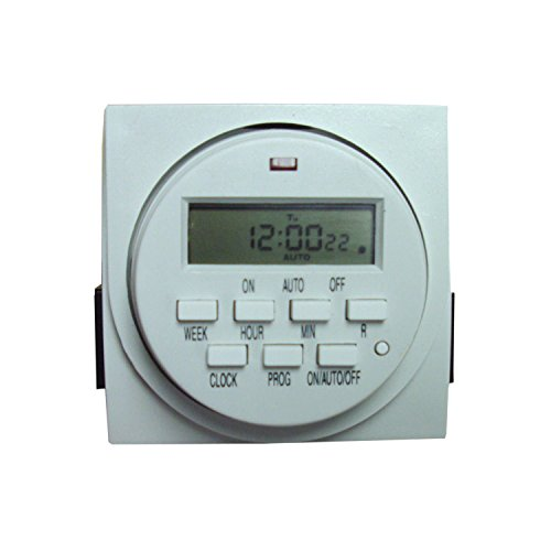 Hamilton 24hr Digital Timer with 2-Outlets