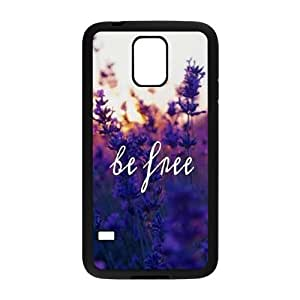 Be Free The Unique Printing Art Custom Phone Case for SamSung Galaxy S5 I9600,diy cover case ygtg579893